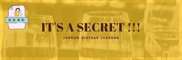 Rahasia untuk Rahasia dagang