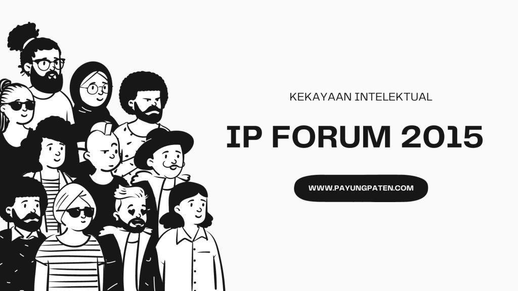 Forum Kekayaan Intelektual