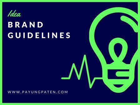 logo merek sebagai ide utama dalam mendaftar